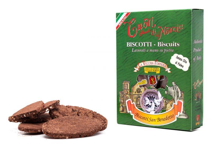 Biscotti Pressati San Benedetto senza olio di palma