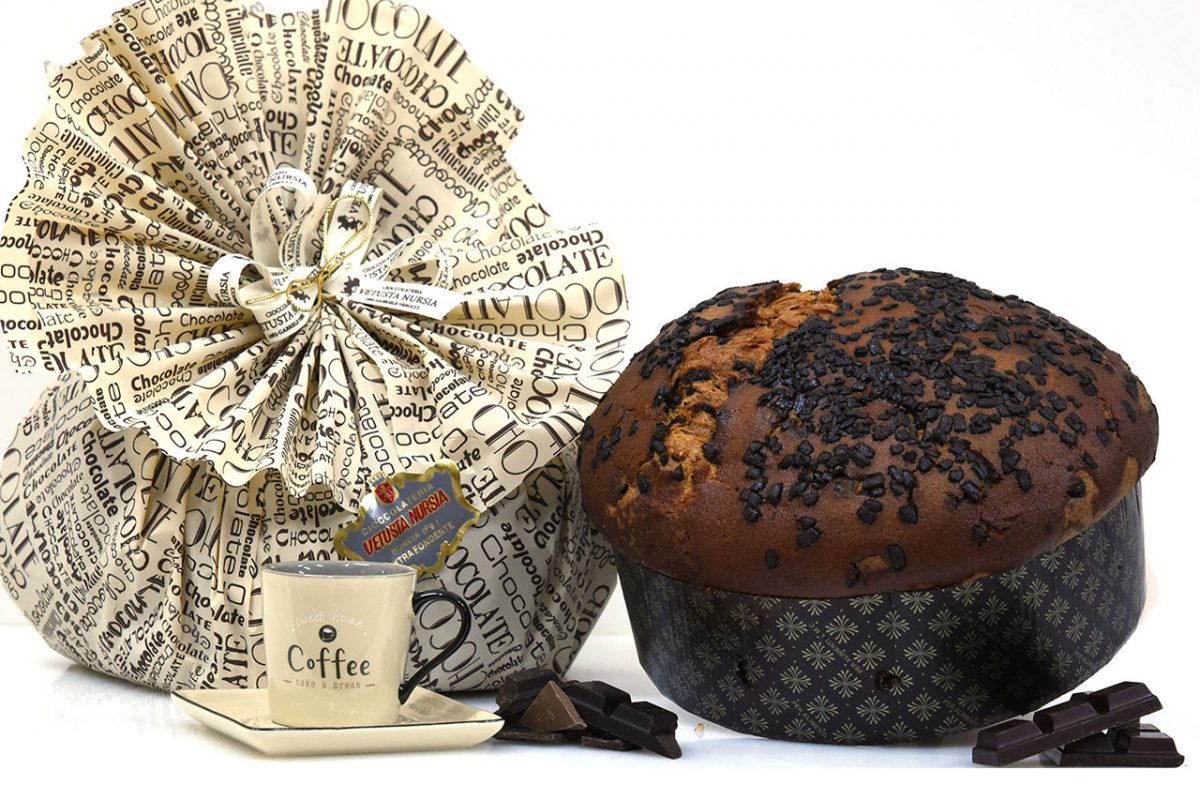 immagine per Dolceciocc panettone senza canditi con gocce di cioccolato