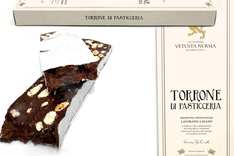 Torrone cioccolato morbido classico