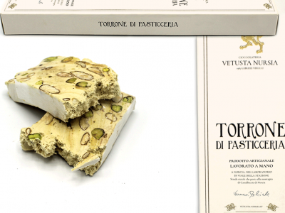 Torrone pistacchio morbido classico