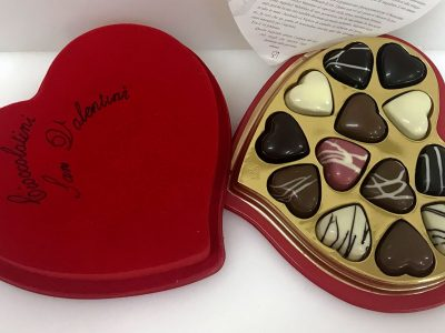 immagine per Cioccolatini cuore