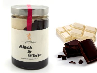 immagine per Crema spalmabile Black & White