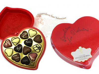 cioccolatini sanvalentino